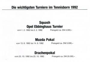 Turniere-1992